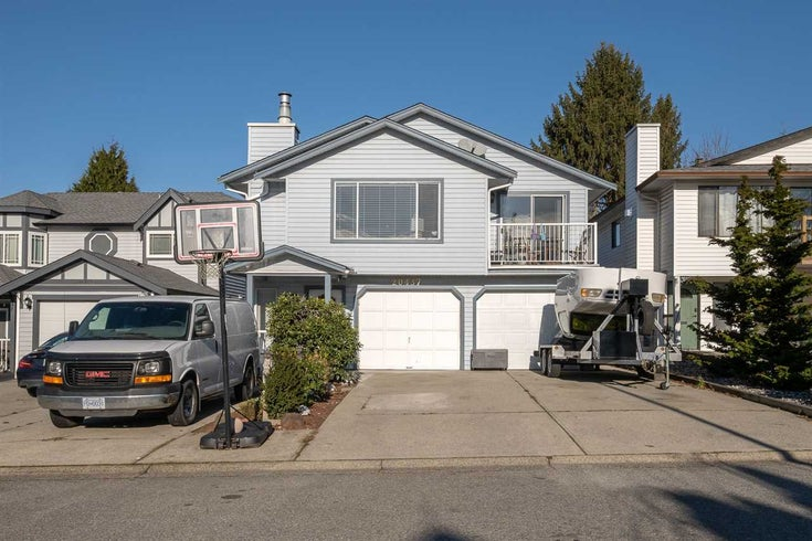 20437 DALE DRIVE - Southwest Maple Ridge House/Single Family for sale, 3 Bedrooms (R2531682)