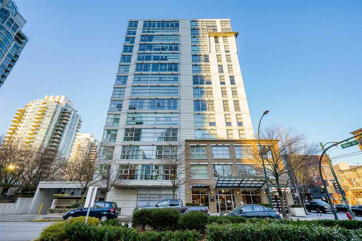 406 189 NATIONAL AVENUE - Downtown VE Apartment/Condo for sale, 1 Bedroom (R2531700)