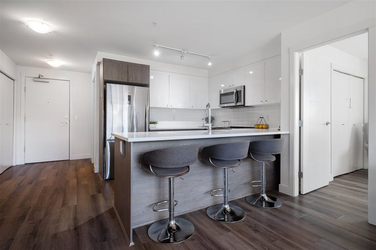 418 2525 CLARKE STREET - Port Moody Centre Apartment/Condo for sale, 2 Bedrooms (R2531701)