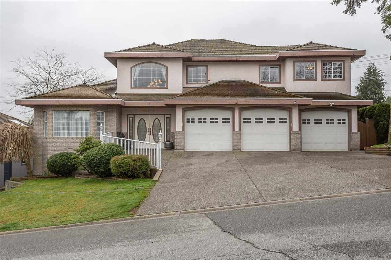 16272 95A AVENUE - Fleetwood Tynehead House/Single Family for sale, 5 Bedrooms (R2531735)