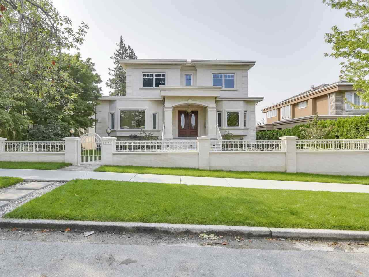 1270 W 45TH AVENUE - South Granville House/Single Family for sale, 6 Bedrooms (R2531790)