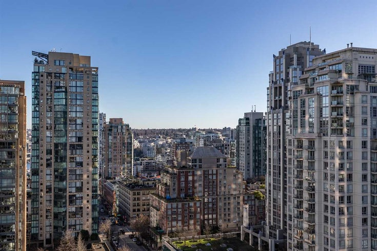 1704 1199 SEYMOUR STREET - Downtown VW Apartment/Condo for sale, 2 Bedrooms (R2531819)