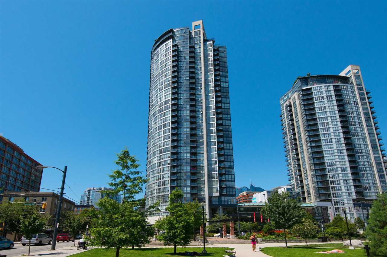 706 1199 SEYMOUR STREET - Downtown VW Apartment/Condo for sale, 1 Bedroom (R2531853) - #1