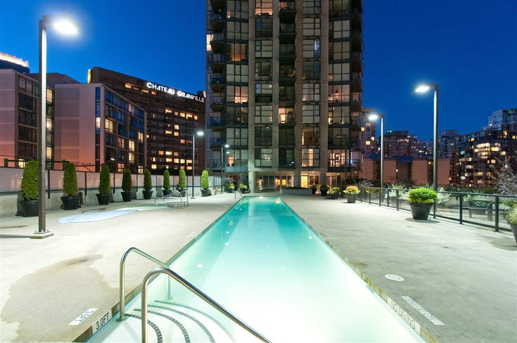 804 1199 SEYMOUR STREET - Downtown VW Apartment/Condo for sale, 2 Bedrooms (R2531873)