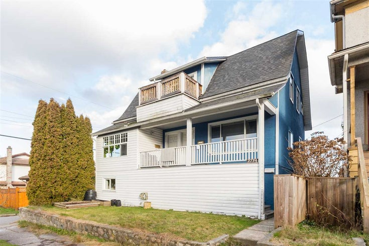 2730 ST. CATHERINES STREET - Mount Pleasant VE House/Single Family for sale, 5 Bedrooms (R2531899)