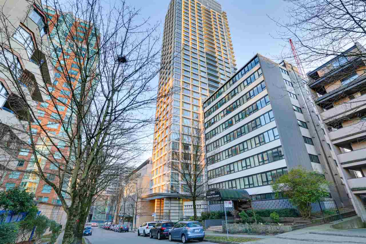 503 1028 BARCLAY STREET - West End VW Apartment/Condo for sale(R2531915) - #1
