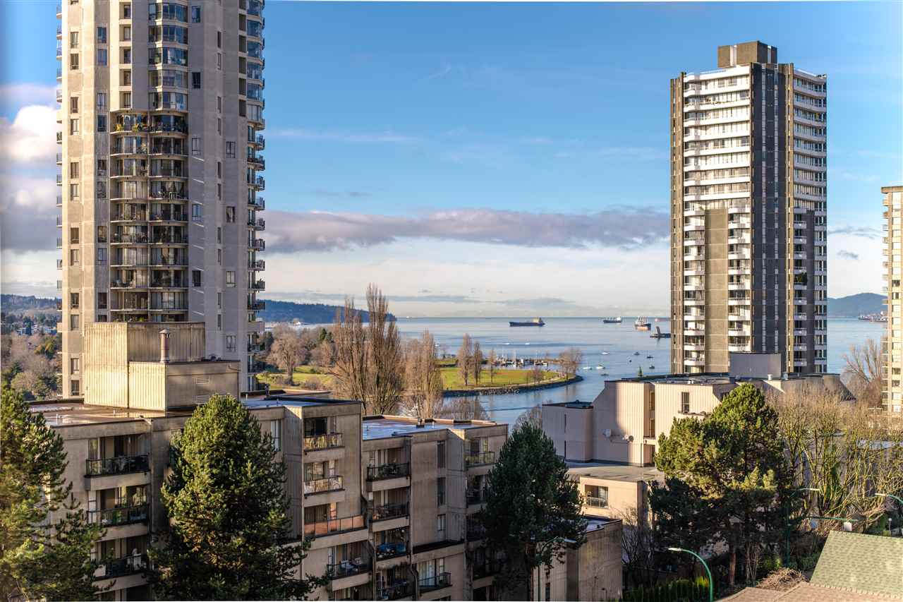 806 1003 PACIFIC STREET - West End VW Apartment/Condo for sale, 1 Bedroom (R2531927)