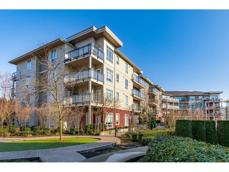 D208 20211 66 AVENUE - Willoughby Heights Apartment/Condo for sale, 2 Bedrooms (R2531969)