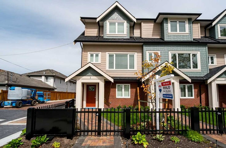 01 6551 WILLIAMS ROAD - Woodwards Townhouse for sale, 3 Bedrooms (R2531978)