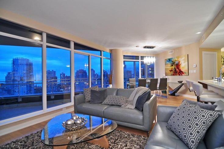 2101 1372 SEYMOUR STREET - Downtown VW Apartment/Condo for sale, 2 Bedrooms (R2531979)