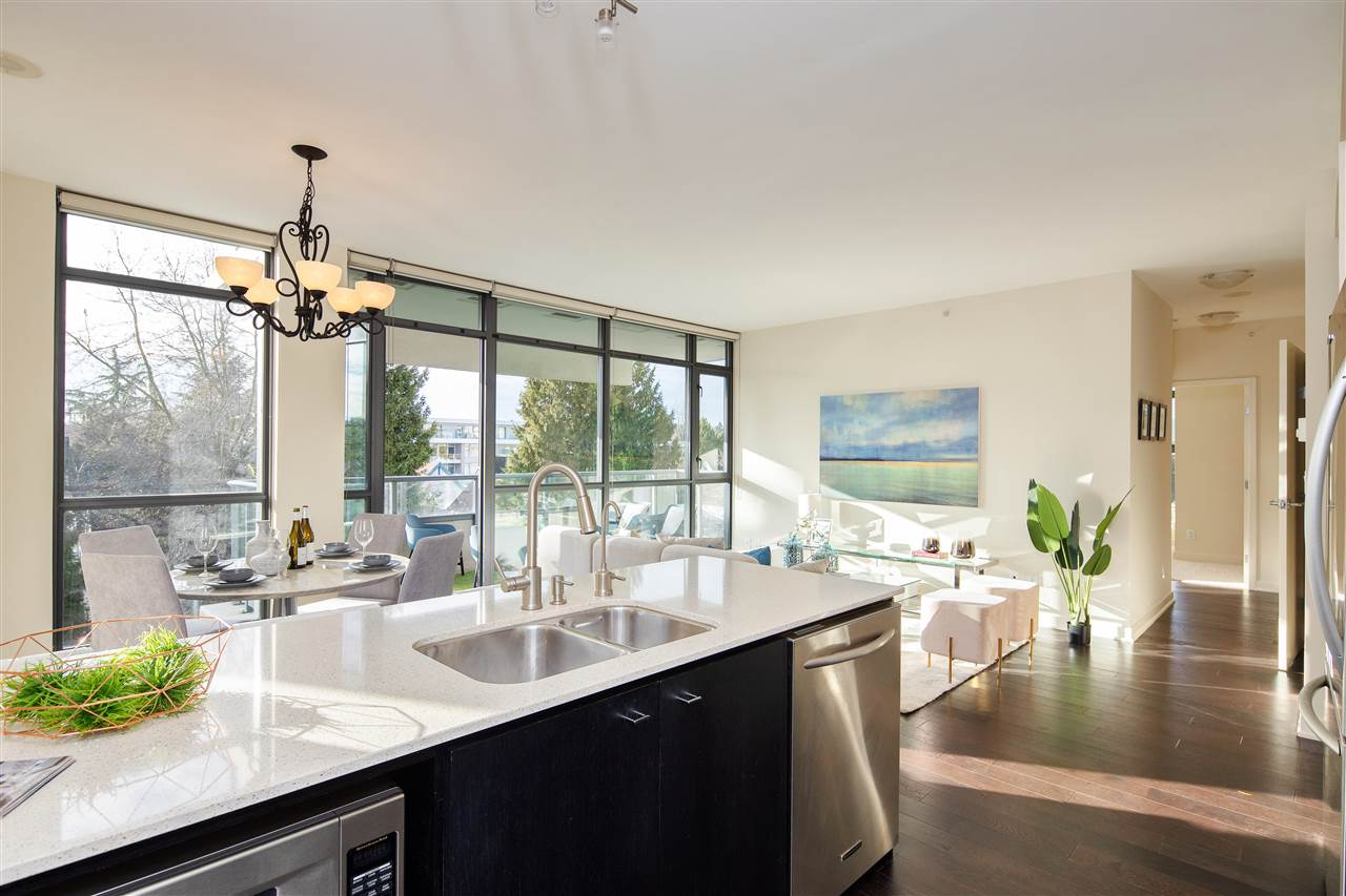 512 2851 HEATHER STREET - Fairview VW Apartment/Condo for sale, 2 Bedrooms (R2531984)