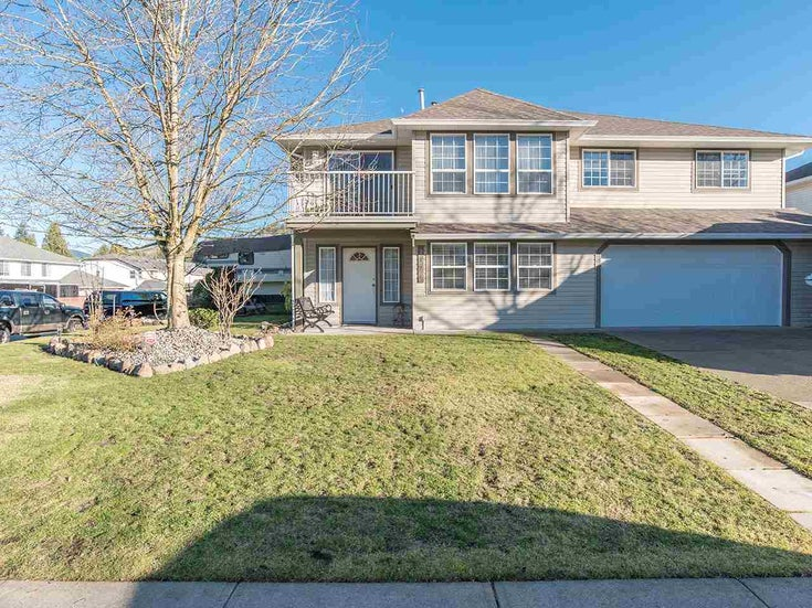 2728 BLACKHAM DRIVE - Abbotsford East House/Single Family for sale, 5 Bedrooms (R2531985)