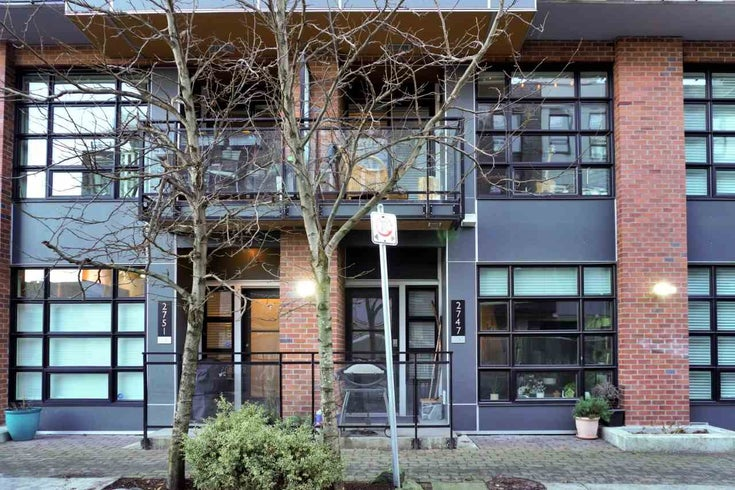 2751 SPRING STREET - Port Moody Centre Townhouse for sale, 2 Bedrooms (R2531986)