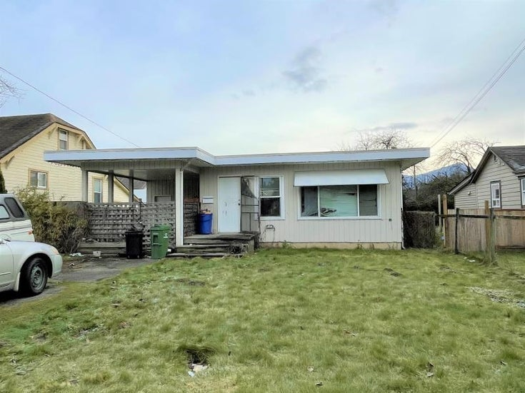 8890 MARY STREET - Chilliwack W Young-Well House/Single Family for sale, 2 Bedrooms (R2532005)