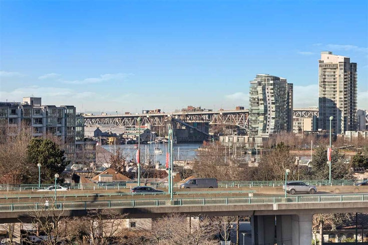 908 1833 CROWE STREET - False Creek Apartment/Condo for sale, 1 Bedroom (R2532033)