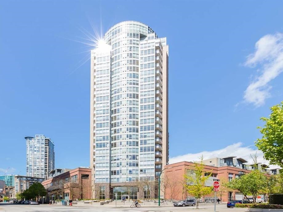 2202 63 KEEFER PLACE - Downtown VW Apartment/Condo for sale, 2 Bedrooms (R2532040) - #1