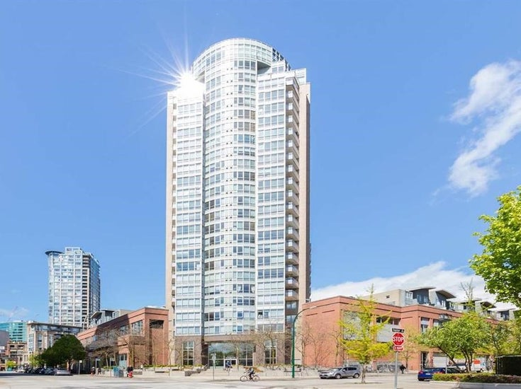 2202 63 KEEFER PLACE - Downtown VW Apartment/Condo for sale, 2 Bedrooms (R2532040)