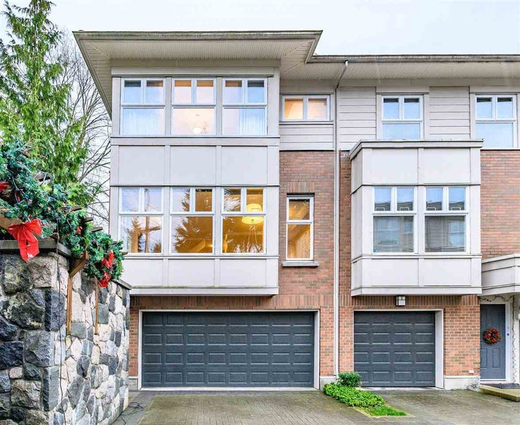 6552 ARBUTUS STREET - S.W. Marine Townhouse for sale, 3 Bedrooms (R2532050)