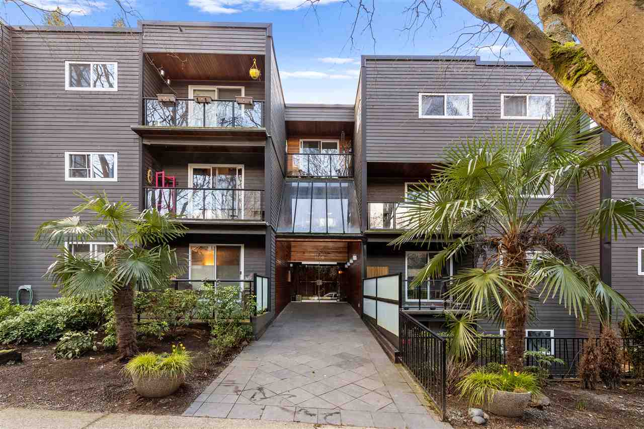 317 1550 BARCLAY STREET - West End VW Apartment/Condo for sale, 2 Bedrooms (R2532057) - #1