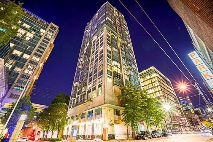 1204 438 SEYMOUR STREET - Downtown VW Apartment/Condo for sale, 1 Bedroom (R2532113) - #1