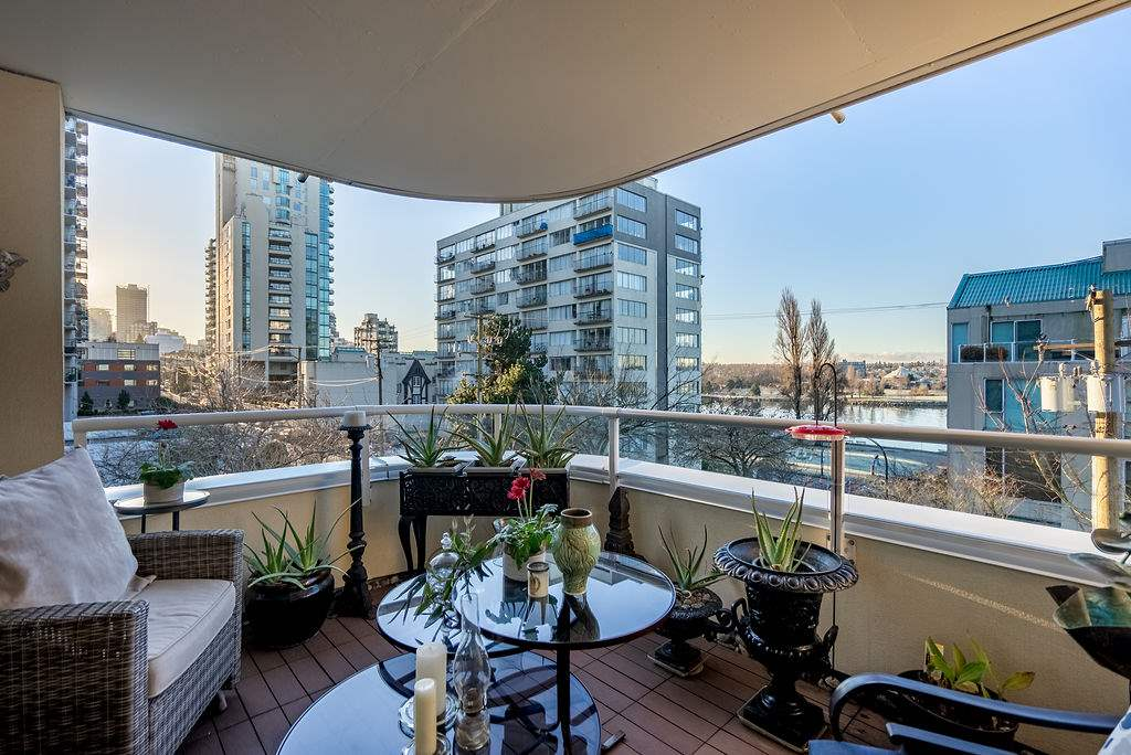 304 1406 HARWOOD STREET - West End VW Apartment/Condo for sale, 2 Bedrooms (R2532168) - #1
