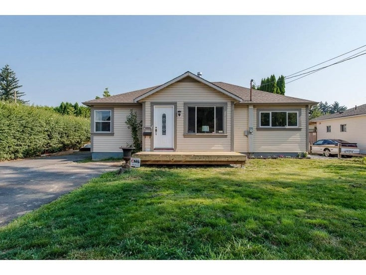 45579 BERNARD AVENUE - Chilliwack W Young-Well House/Single Family for sale, 3 Bedrooms (R2532197)