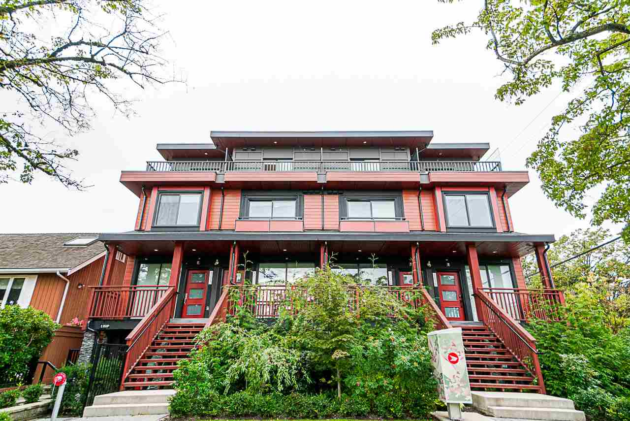 5015 SLOCAN STREET - Collingwood VE Townhouse for sale, 3 Bedrooms (R2532203) - #1