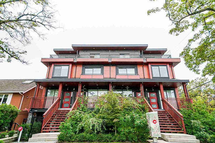5015 SLOCAN STREET - Collingwood VE Townhouse for sale, 3 Bedrooms (R2532203)