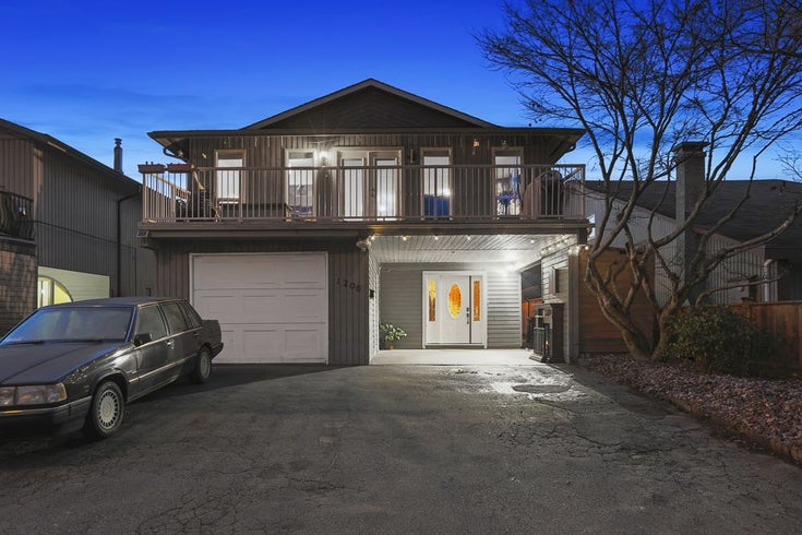 1206 GABRIOLA DRIVE - New Horizons House/Single Family for sale, 5 Bedrooms (R2532246)