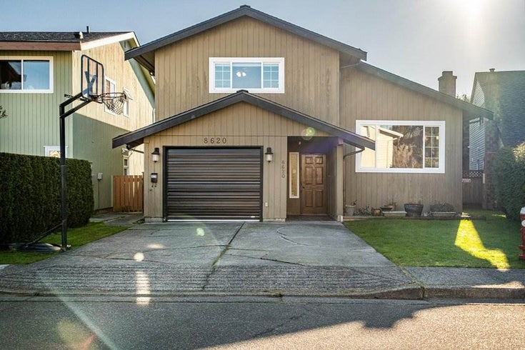 8620 CITADEL CRESCENT - Boyd Park House/Single Family for sale, 3 Bedrooms (R2532248)