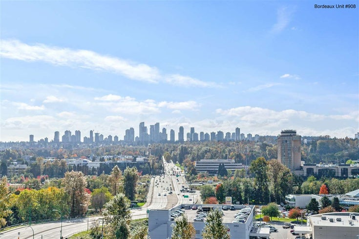 1208 4488 JUNEAU STREET - Brentwood Park Apartment/Condo for sale, 2 Bedrooms (R2532272)