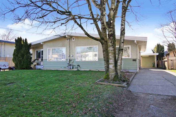 8520 HOWARD CRESCENT - Chilliwack E Young-Yale Duplex for sale, 4 Bedrooms (R2532277)