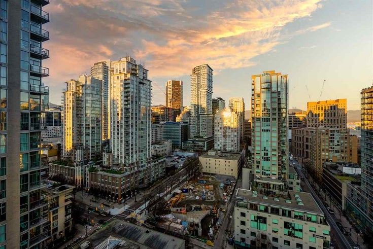 2502 939 HOMER STREET - Yaletown Apartment/Condo for sale, 2 Bedrooms (R2532284)