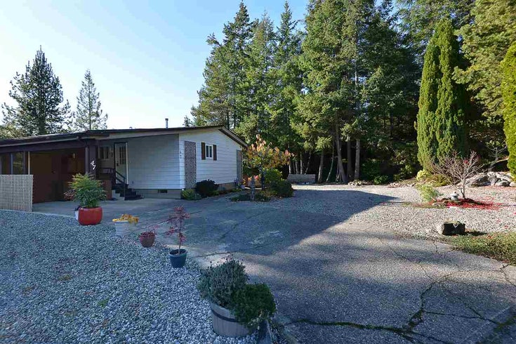 47 4116 BROWNING ROAD - Sechelt District Manufactured for sale, 2 Bedrooms (R2532301)