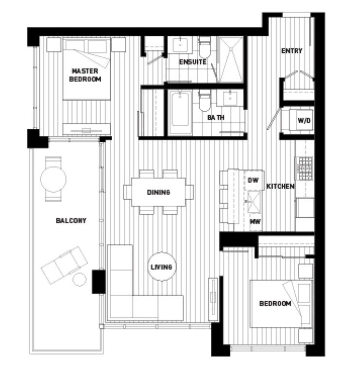 4110 6098 STATION STREET - Metrotown Apartment/Condo for sale, 2 Bedrooms (R2532324)