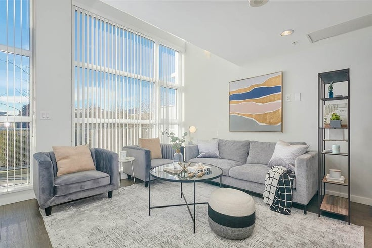 105 8333 SWEET AVENUE - West Cambie Apartment/Condo for sale, 1 Bedroom (R2532334)