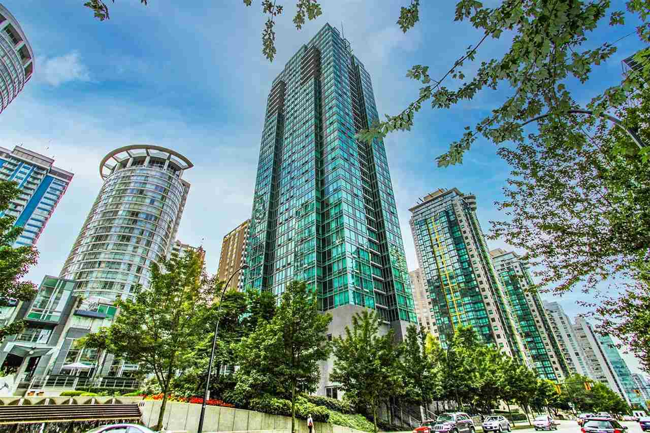 1306 1288 W GEORGIA STREET - West End VW Apartment/Condo for sale, 1 Bedroom (R2532345) - #1