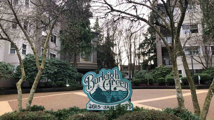 404A 2615 JANE STREET - Central Pt Coquitlam Apartment/Condo for sale, 2 Bedrooms (R2532389)