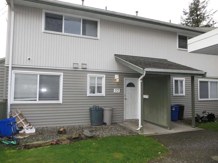 78 45185 WOLFE ROAD - Chilliwack W Young-Well Townhouse for sale, 3 Bedrooms (R2532392)