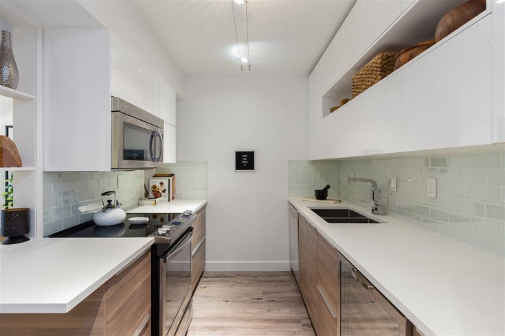 416 1435 NELSON STREET - West End VW Apartment/Condo for sale, 1 Bedroom (R2532401)