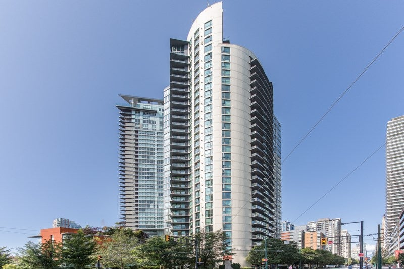 2707 501 PACIFIC STREET - Downtown VW Apartment/Condo for sale, 1 Bedroom (R2532410)