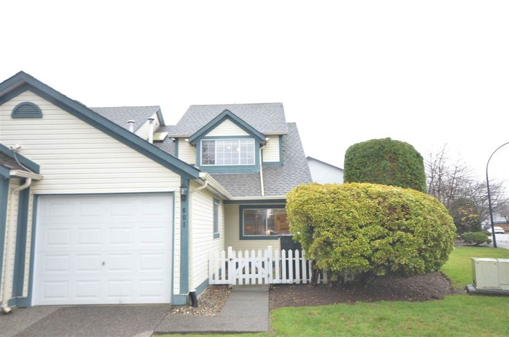 601 20680 118 AVENUE - Southwest Maple Ridge Townhouse for sale, 3 Bedrooms (R2532420)