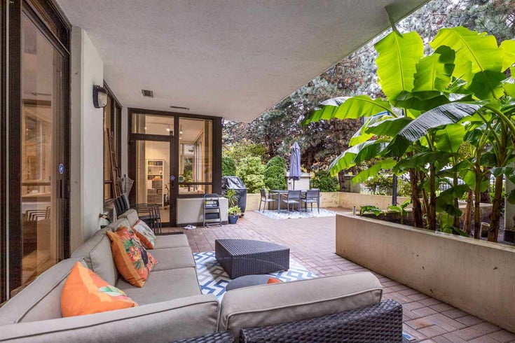 103 2088 MADISON AVENUE - Brentwood Park Apartment/Condo for sale, 2 Bedrooms (R2532438)