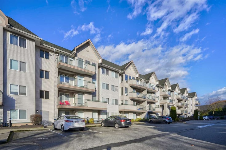 206 33738 KING ROAD - Poplar Apartment/Condo for sale, 2 Bedrooms (R2532451)