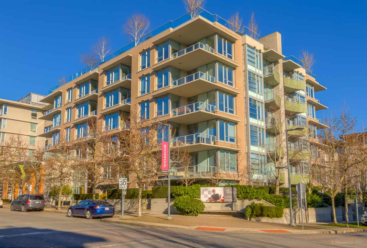 107 3382 WESBROOK MALL - University VW Apartment/Condo for sale, 1 Bedroom (R2532476)