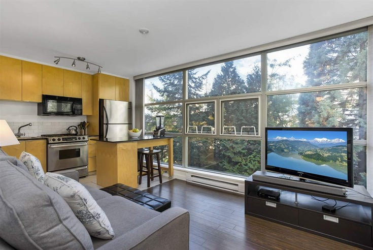 401 989 BEATTY STREET - Yaletown Apartment/Condo for sale, 1 Bedroom (R2532495)