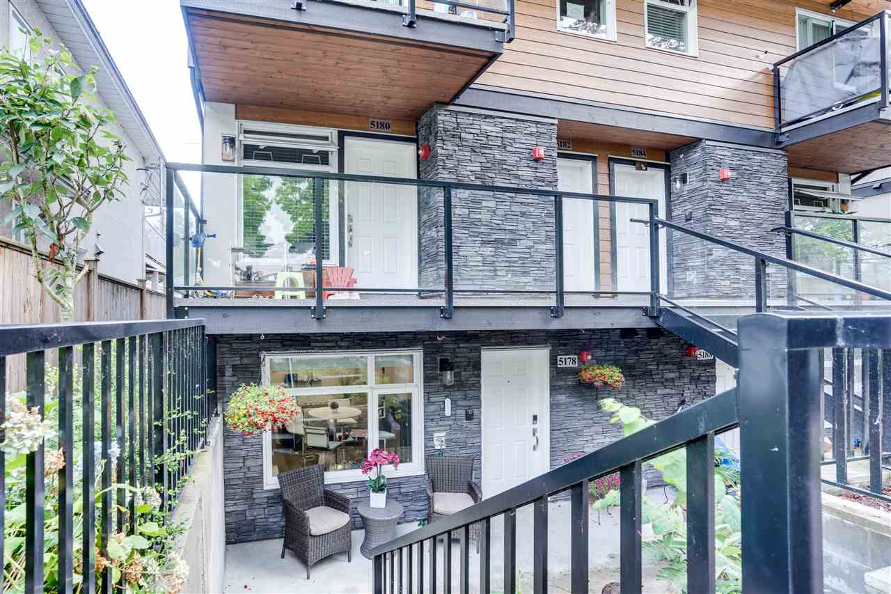 5178 CHAMBERS STREET - Collingwood VE Townhouse for sale, 2 Bedrooms (R2532503)