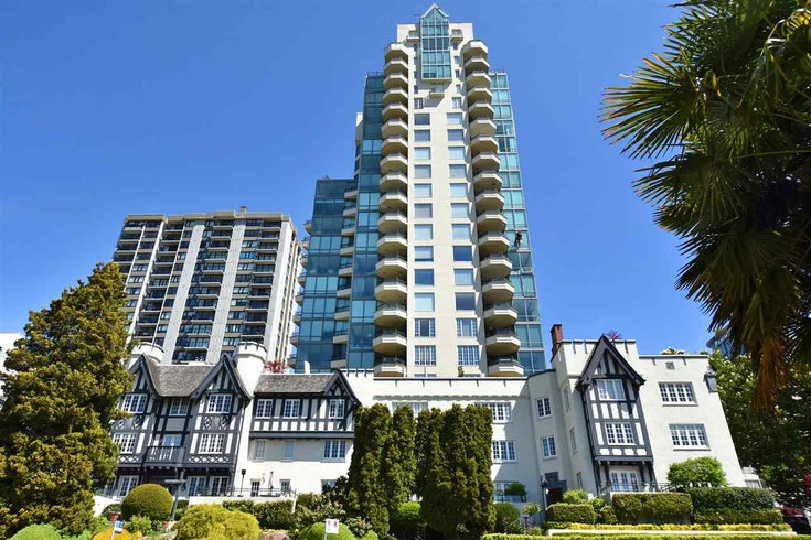 208 1311 BEACH AVENUE - West End VW Apartment/Condo for sale, 1 Bedroom (R2532523)