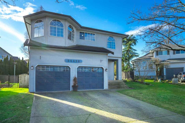 26426 32A AVENUE - Aldergrove Langley House/Single Family for sale, 3 Bedrooms (R2532531)