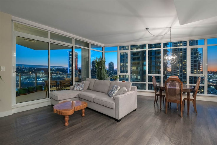 910 2008 ROSSER AVENUE - Brentwood Park Apartment/Condo for sale, 2 Bedrooms (R2532626)